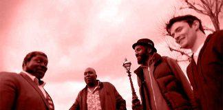 Tatham Mensah Lord Ranks Simmering The Long Climb In The Sun EP
