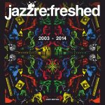 Jazz Re:freshed Scrapbook cover