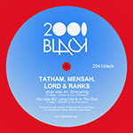 Simmering The Long Climb In The Sun EP Tatham, Mensah Lord Ranks
