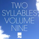 two_syllables_volume_nine_compilation_album_cover