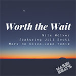 Worth the Wait Mark De Clive-Lowe remix Nils Wulker
